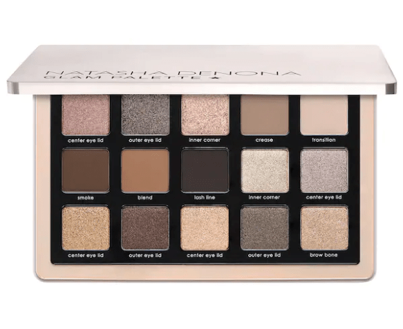 Product photo of the Natasha Denona Glam palette