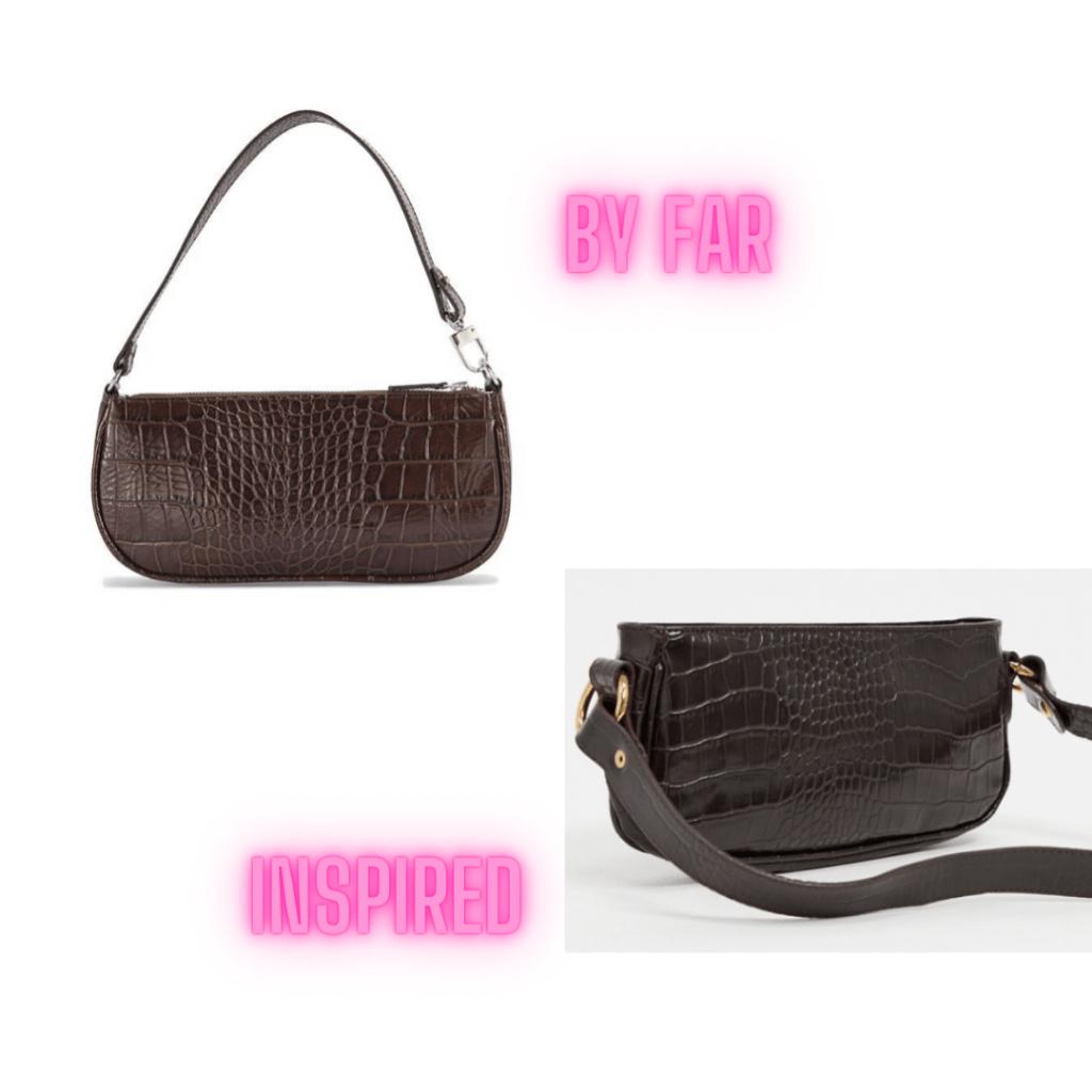 by far 90s inspired 'rachel' bag