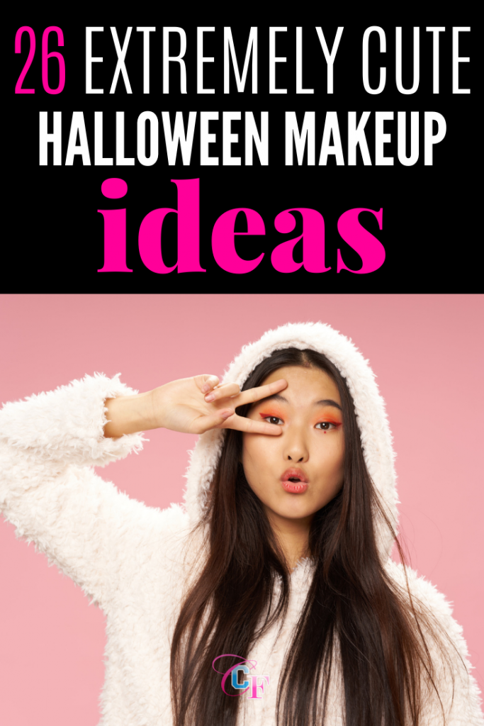 26 Spooky Chic Halloween Makeup Ideas We Are Obsessing Over College Fashion