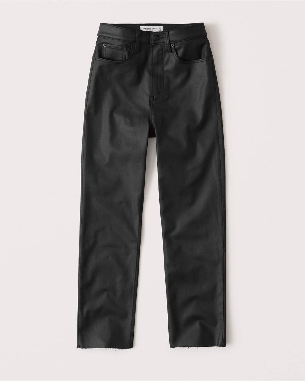 Abercrombie & Fitch Curve Love Ultra High Rise Jeans