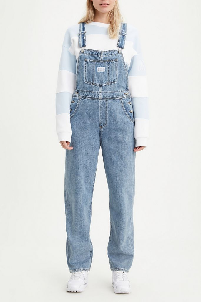 Levis vintage denim overalls