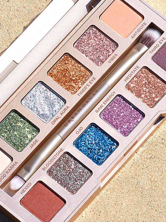 Product photo of the Urban Decay Stoned Vibes palette