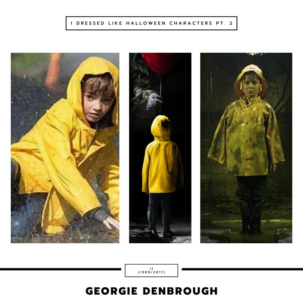 Georgie Denbrough from It