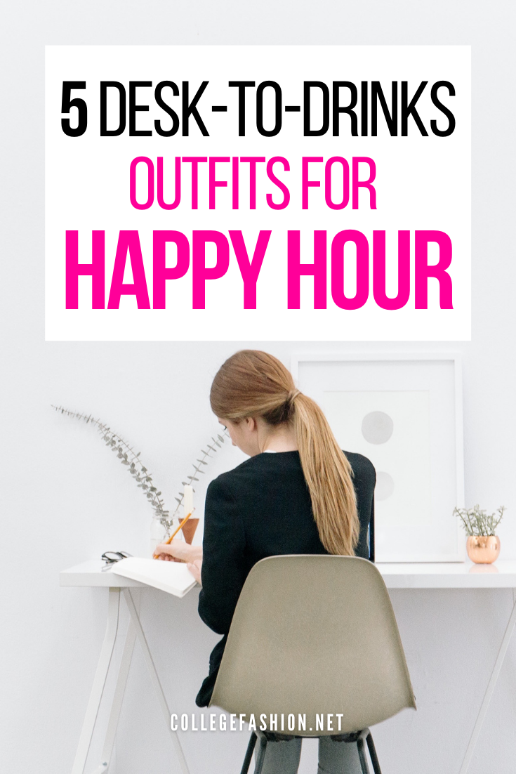 Happy hour outfits - header image