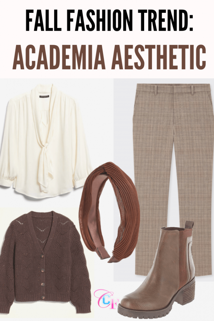 Academia aesthetic - guide to the dark academia trend