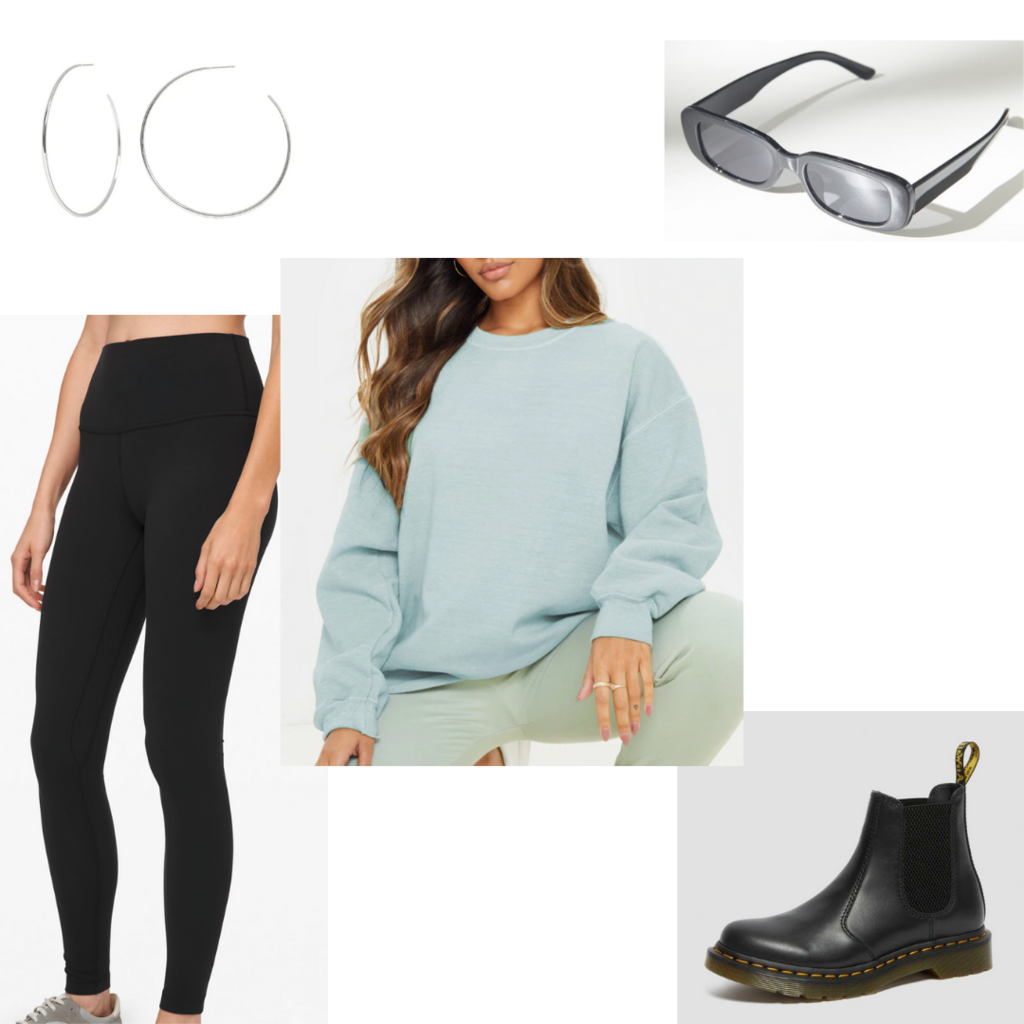 Casual Doc Martens outfit