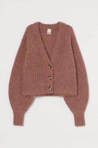 H&M Knit Wool Cardigan