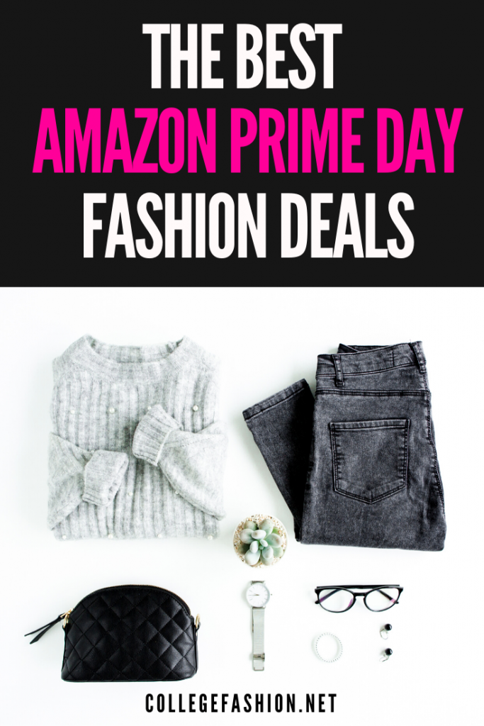The best Amazon prime day fashion deals for 2020
