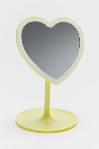 Heart vanity mirror from Urban Outfitters
