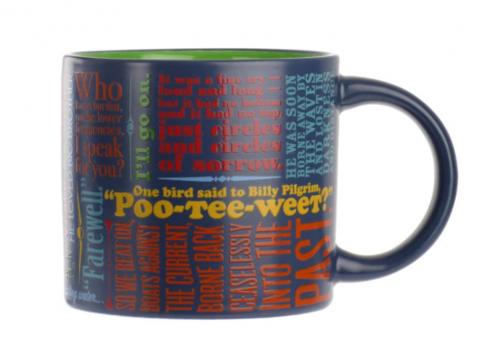 Last lines in literature mug
