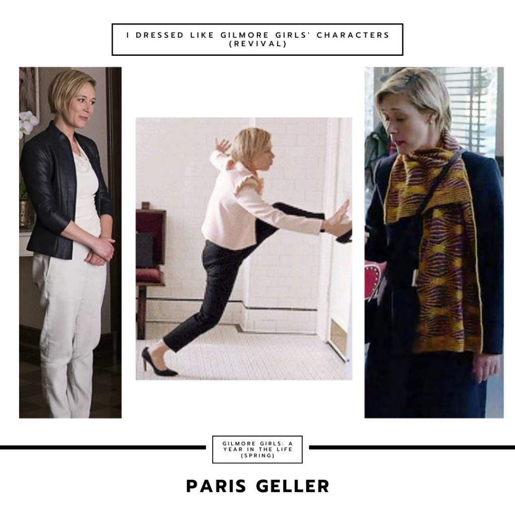 Paris Geller in A Year in the Life