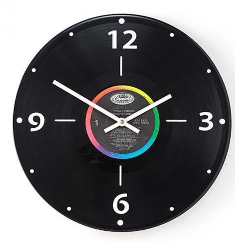 Record clock