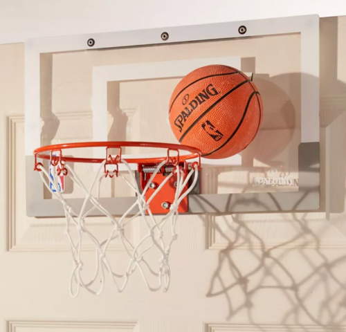 Christmas gifts for boyfriend - Mini basketball hoop from Urban Outfitters