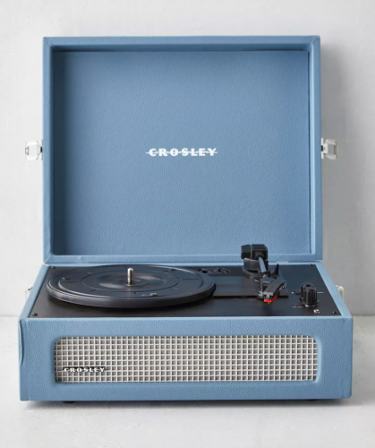 Bluetooth record player from Urban Outfitters