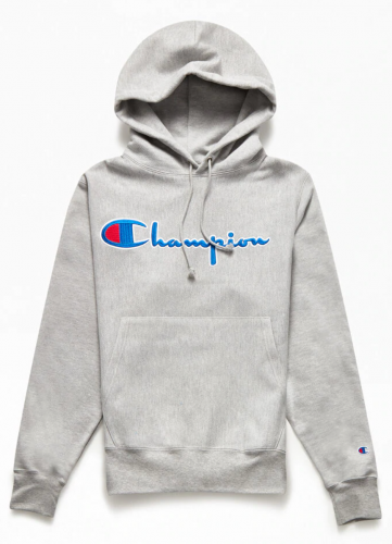Champion embroidered hoodie from PacSun