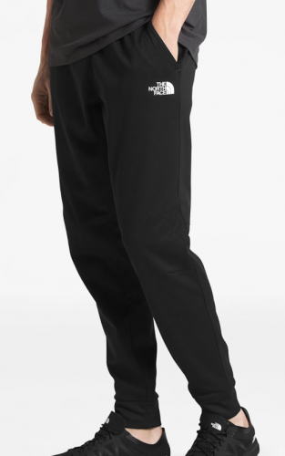 Christmas gifts for boyfriend - Black joggers from The North Face
