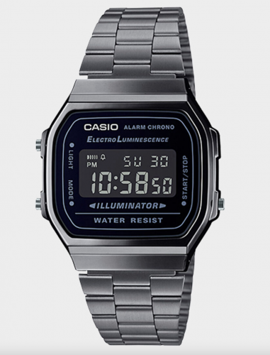 Christmas gifts for boyfriend - Casio vintage collection watch from Tilly's