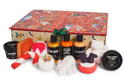 Product photo of the Lush Set