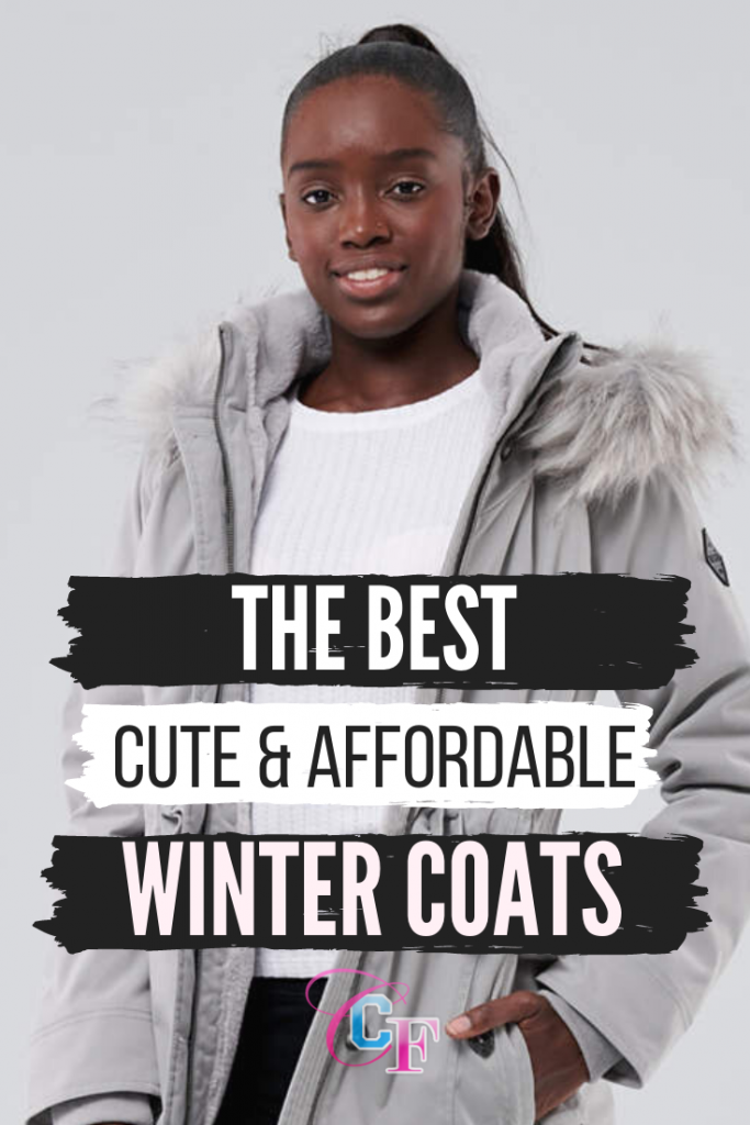 Cute and affordable winter coats
