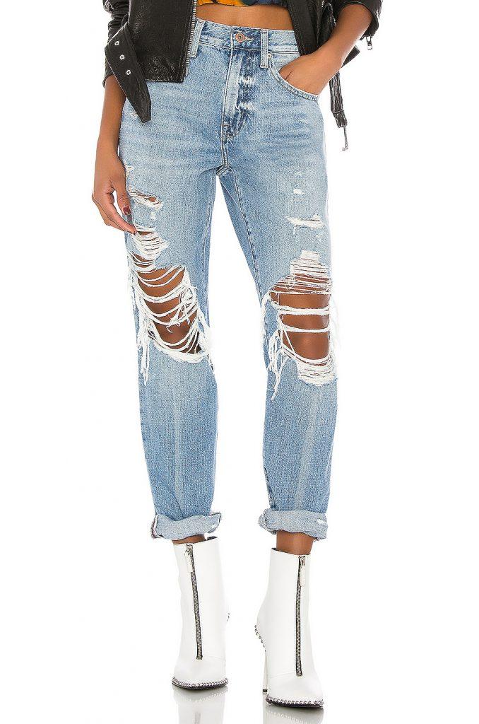 Revolve pistola jeans