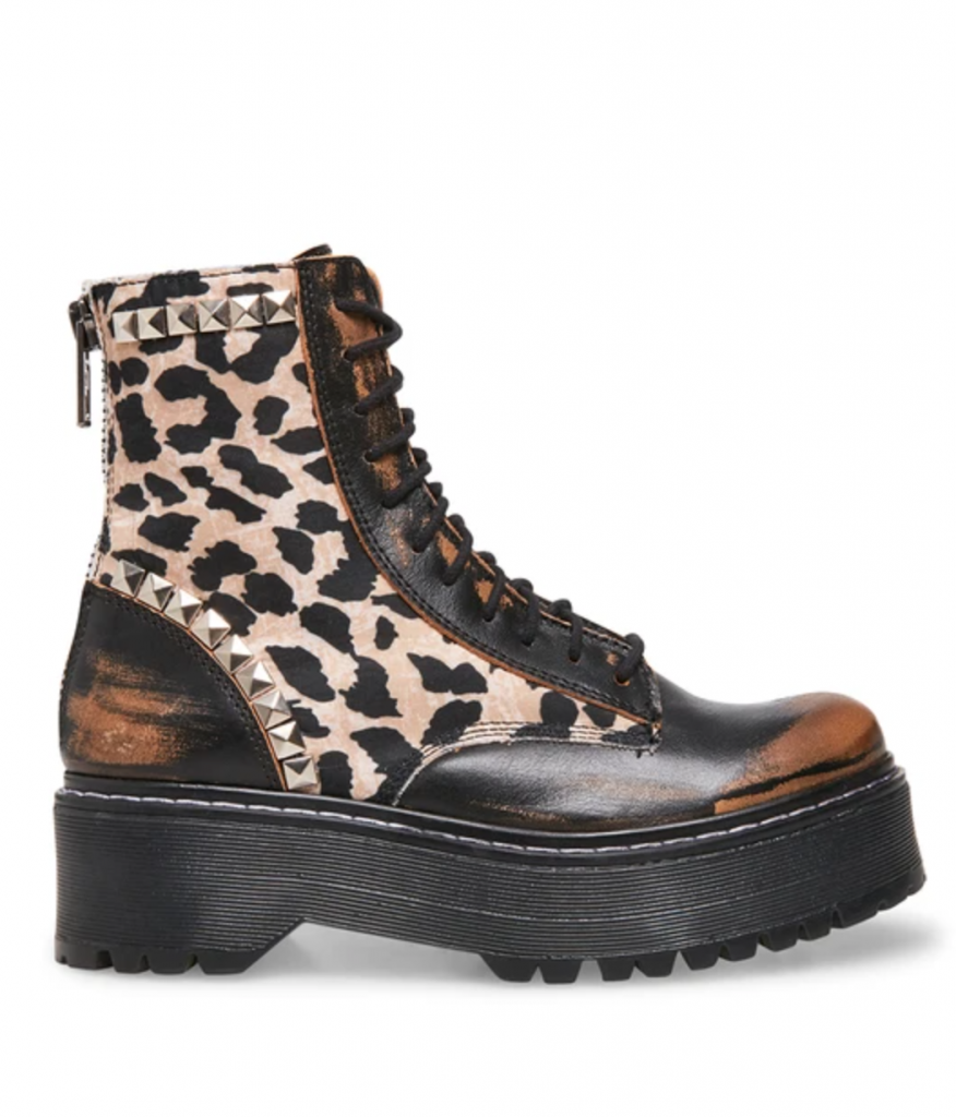 Edgy style must-haves: Steve Madden avenger boots