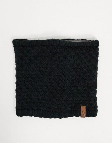 Knit neck gaitor