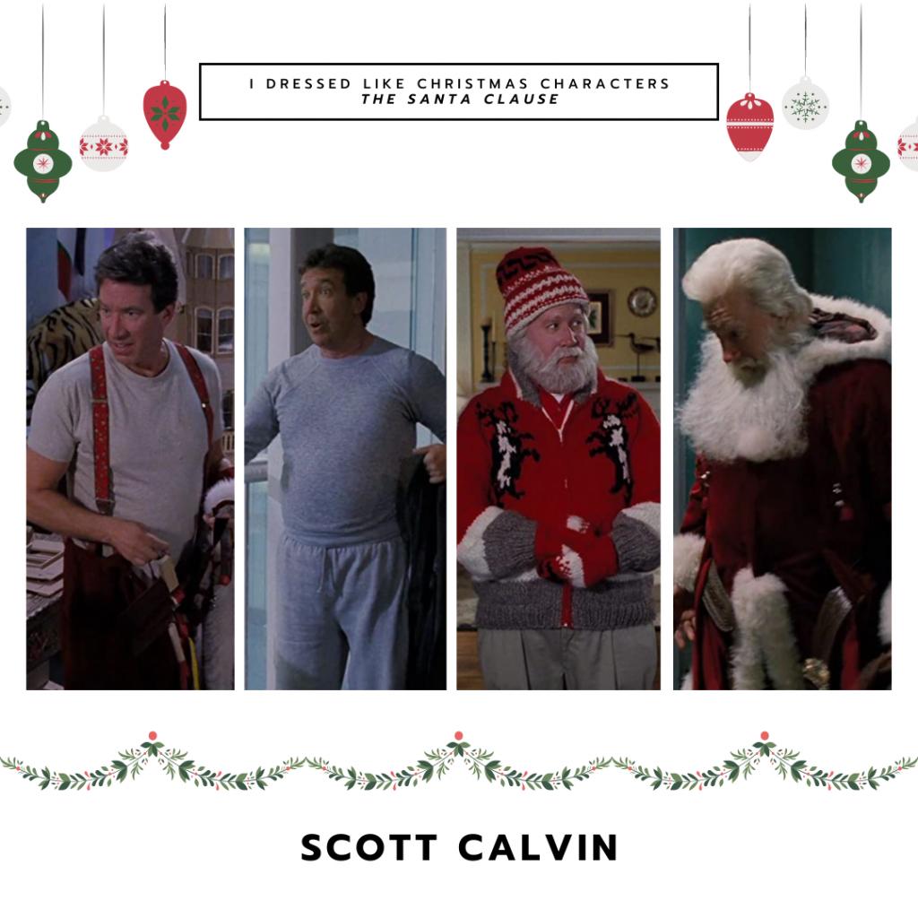 Scott Calvin from The Santa Clause
