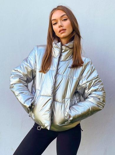 Metallic coat
