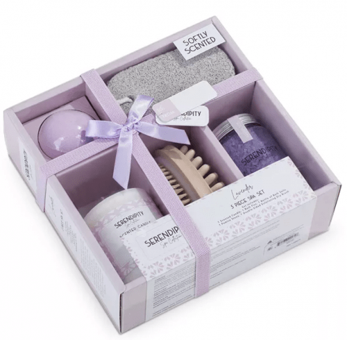 Spa gift set from Macy's