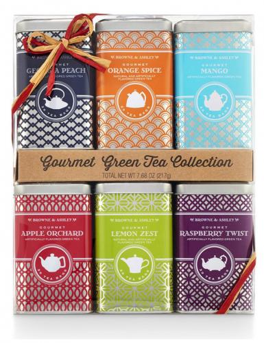 Gourmet tea gift set from Walmart