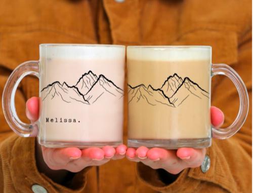 Mountain mugs