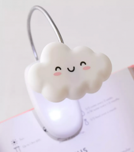 Cloud book light from Urban Outfitters