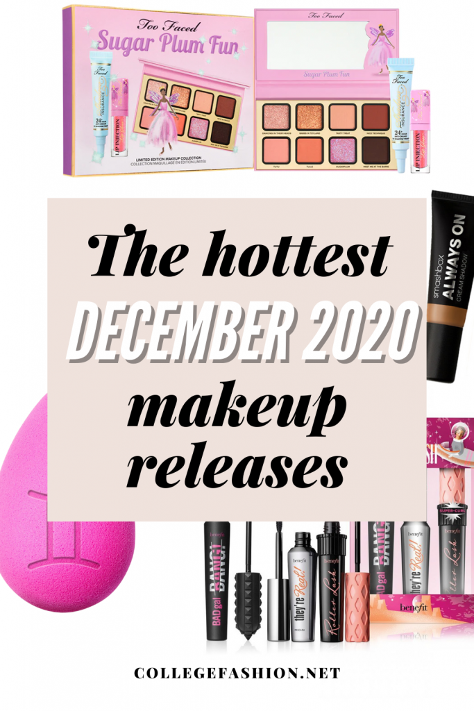 The hottest December makeup releases every beauty fan needs to know about