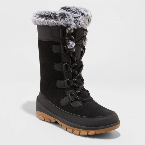 Target Waterproof Winter Boots