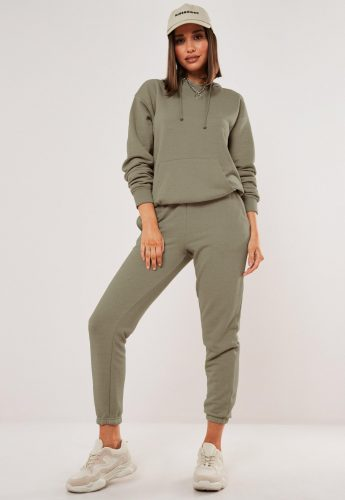 Missguided Hoodie and Jogger Co-Ord Set