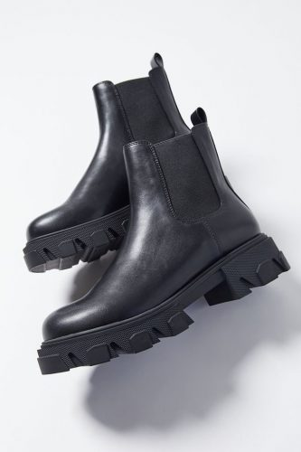Urban Outfitters Chunky Chelsea Boots