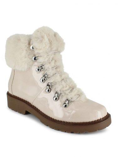 Nordstrom Rack Faux Fur Hiker Boots