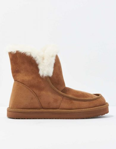 American Eagle Fold Down Cozy Boots