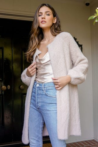 Lulu's Eyelash Knit Cardigan