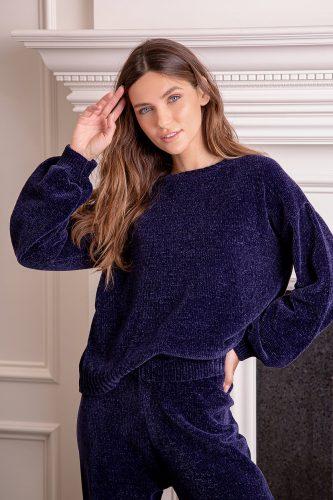 Lulu's Chenille Knit Sweater