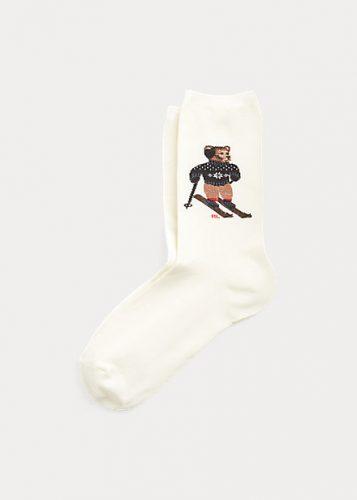 Ralph Lauren ski socks