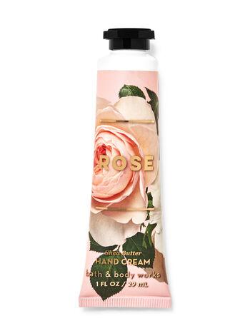 Rose hand cream from Bath & Body Works