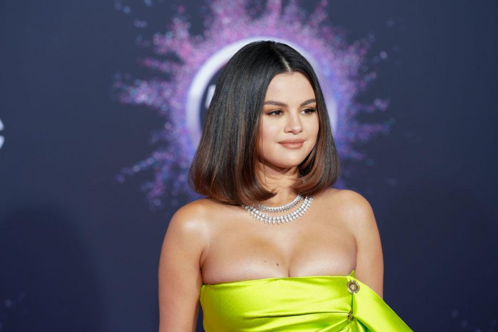 Selena Gomez in 2019