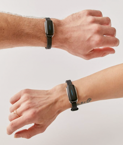 Bond touch long distance bracelets set from Urban Outfitters