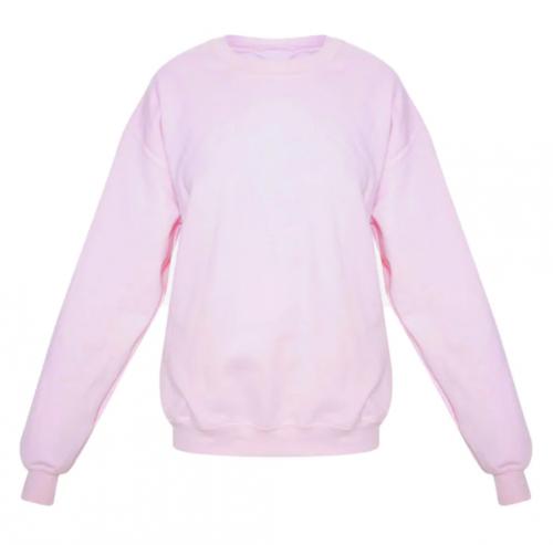 Oversized sweatshirt from Pretty Little Thing