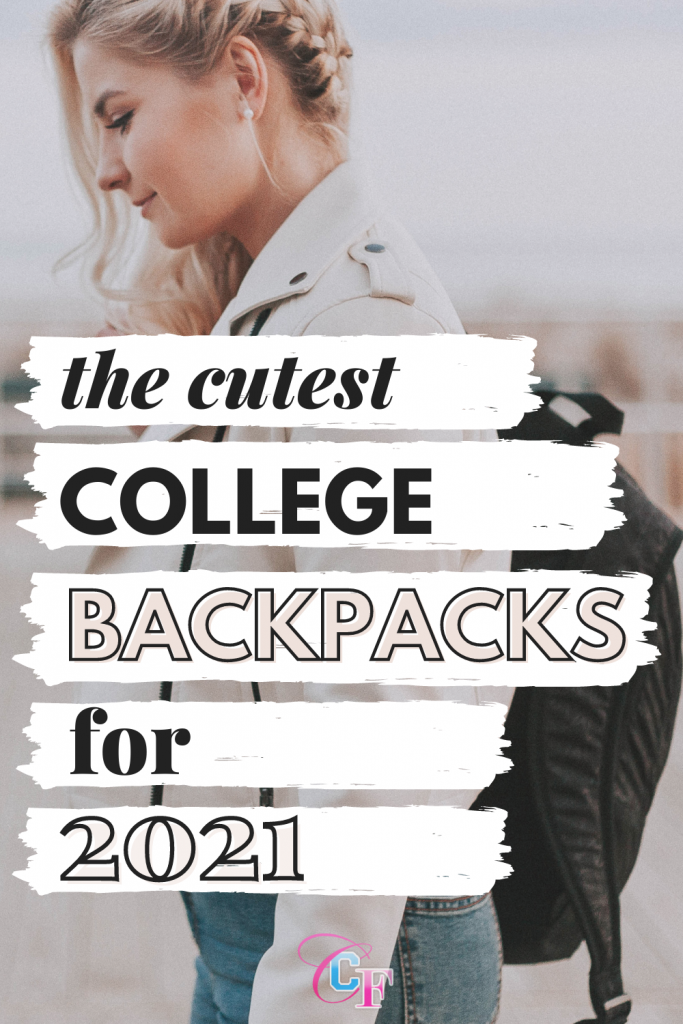 The cutest school backpacks for 2021