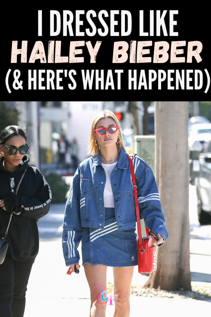 Hailey Bieber outfits: I dressed like Hailey Bieber for a week and here's what happened