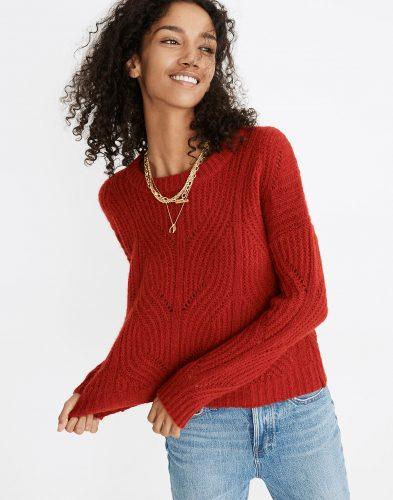 Madewell Charley Sweater