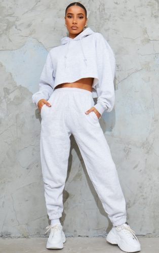PrettyLittleThing Gray Joggers