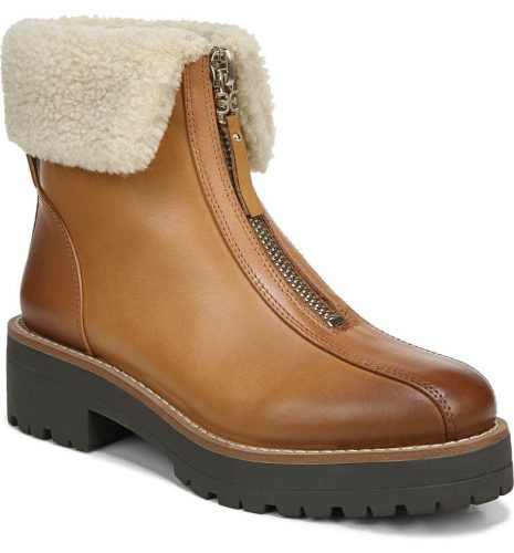 Nordstrom Half Yearly Sale Picks: Sam Edelman Faux Shearling Booties at Nordstrom